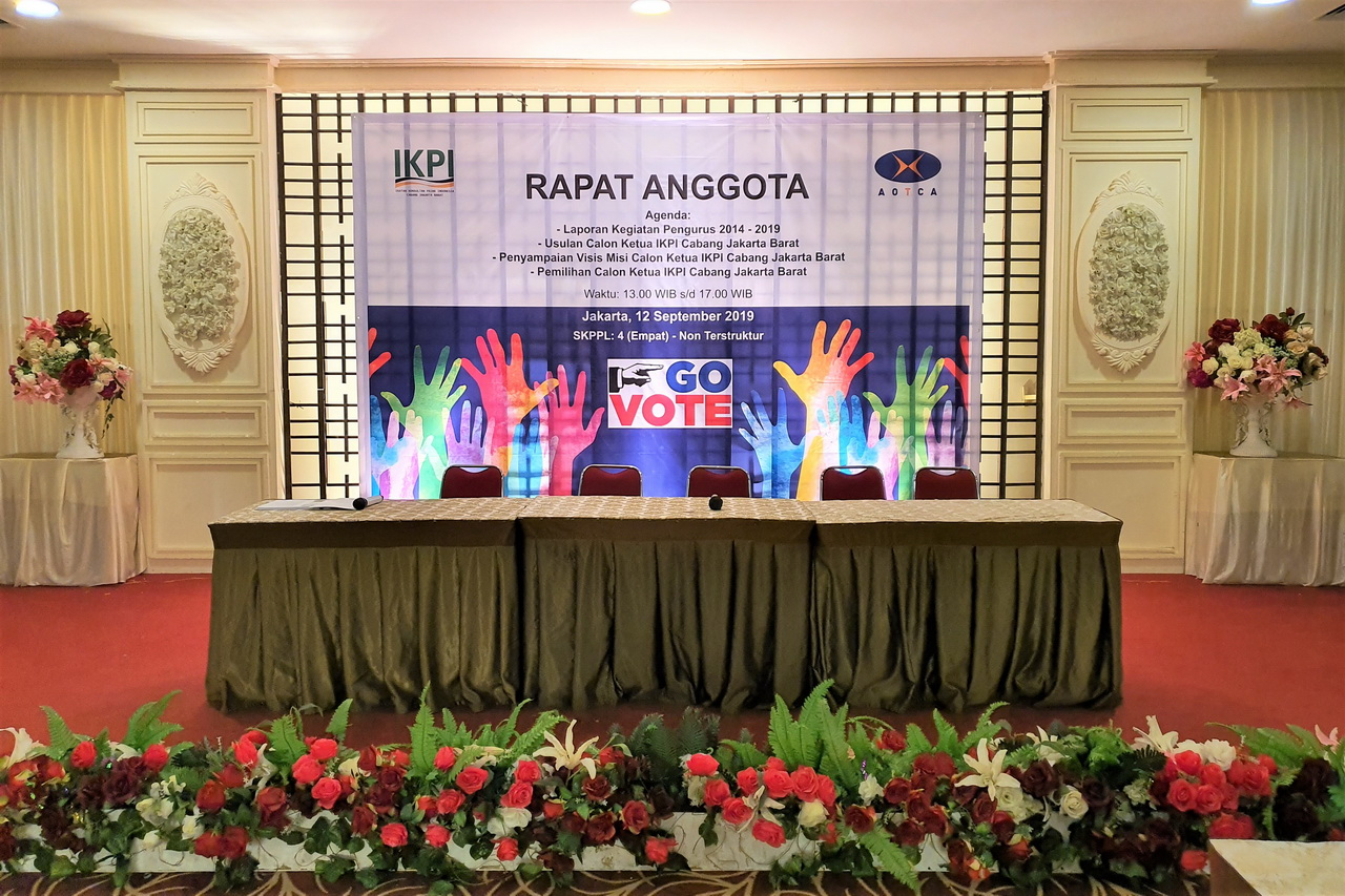 Rapat Anggota IKPI Cab. Jakarta Barat